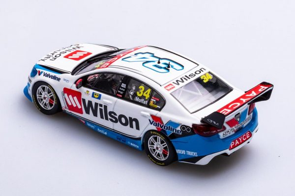 B43H17H James Moffat 2 600x400 - 1:43 2017 Holden VF Commodore - Wilson Security Racing GRM - James Moffat