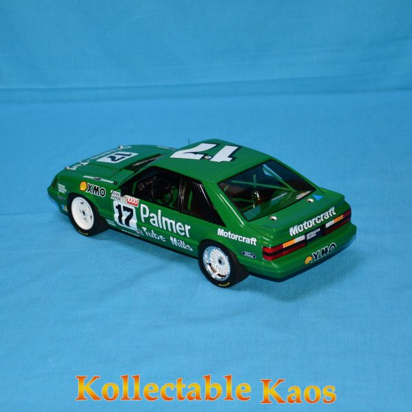 CC18543 Holden HZ Mint Green 5 600x600 - 1:18 1986 Bathurst - Ford Mustang GT - Johnson/Hansford