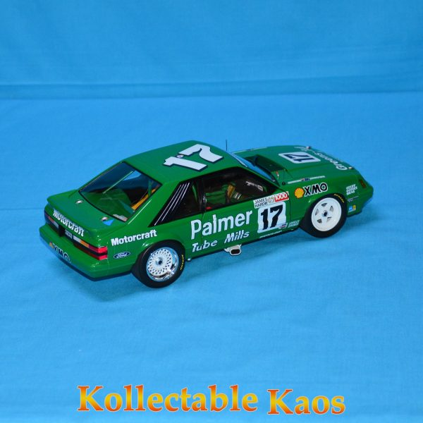 CC18543 Holden HZ Mint Green 6 600x600 - 1:18 1986 Bathurst - Ford Mustang GT - Johnson/Hansford