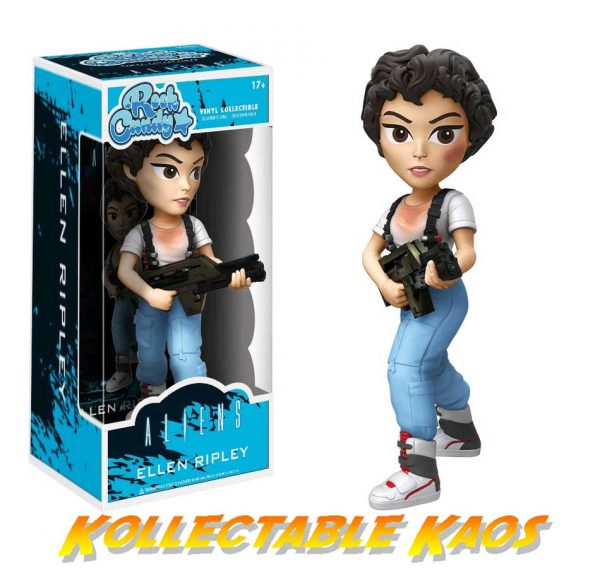 "Alien - Ripley Rock Candy 12.5cm(5"") Vinyl Figure"
