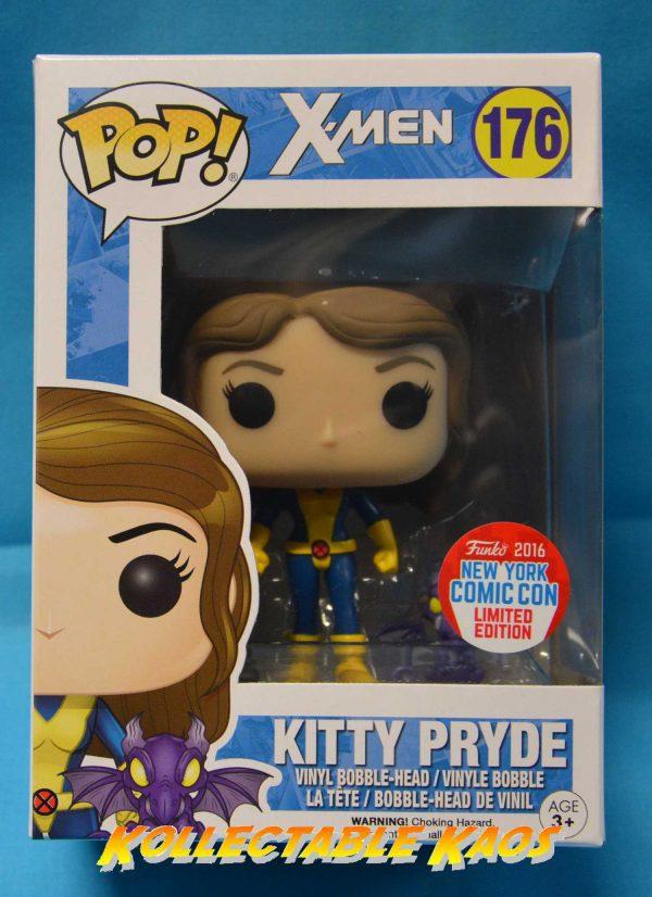 NYCC Pop! Marvel: X-Men - Kitty Pryde