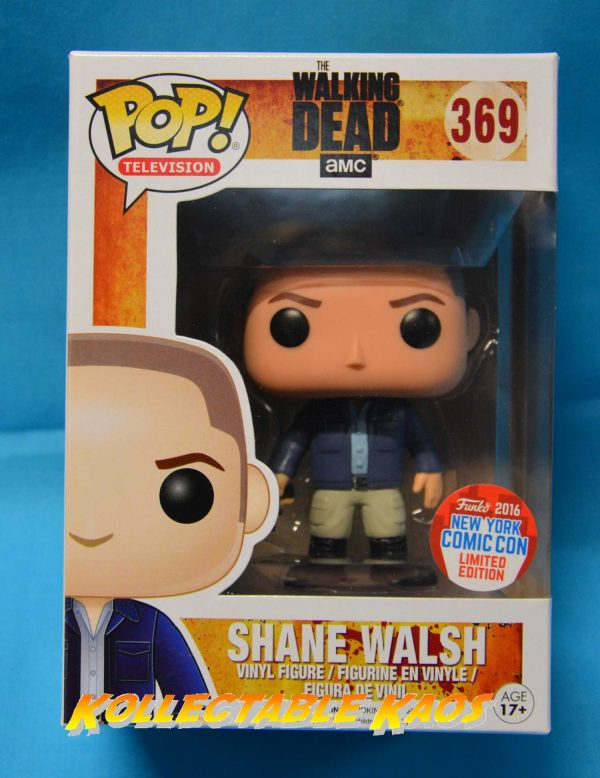 NYCC Pop! TV: The Walking Dead - Shane