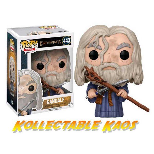 Lord of the Rings - Gandalf Pop! Vinyl Figure