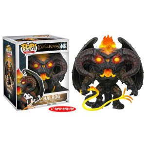 """Lord of the Rings - Balrog Super Sized 6"""" Pop! Vinyl Figure"""