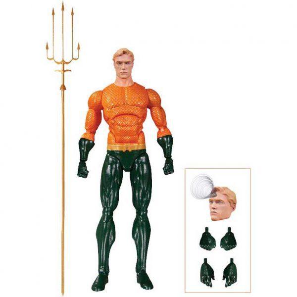 """Aquaman: The Legends of Aquaman - Aquaman DC Icons 15cm(6"""") Action Figure"""