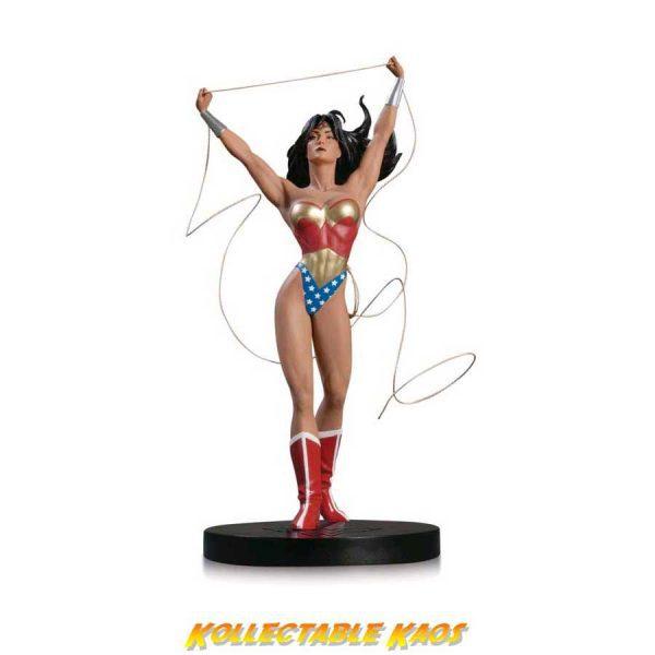 DC Designer Series - Wonder Woman Statue by Adam Hughes