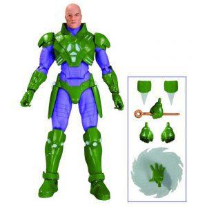 "Superman: Forever Evil - Lex Luthor DC Icons 15cm(6"") Action Figure"