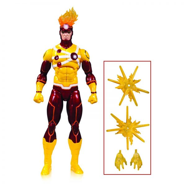 """Justice League - Firestorm DC Icons 15cm(6"""") Action Figure"""