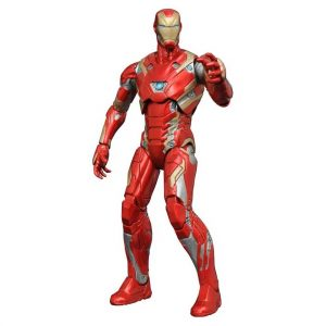 "Captain America 3: Civil War - Iron Man Mark 45 - 17.5cm(7"")Action Figure"