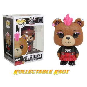 Build-A-Bear - Furry N' Fierce Pop! Vinyl Figure