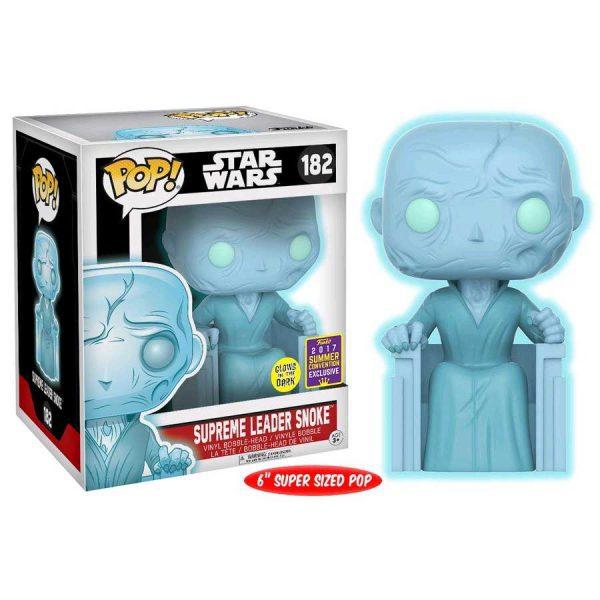 "SDCC 17 - Star Wars: Episode 7 the Force Awakens-6"" Holographic Snoke"