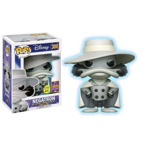 SDCC 17 - Disney: Darkwing Duck - Negatron POP Figure
