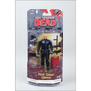 "The Walking Dead - Comic Series 2 - Glenn 12.5cm(5"") Action Figure"