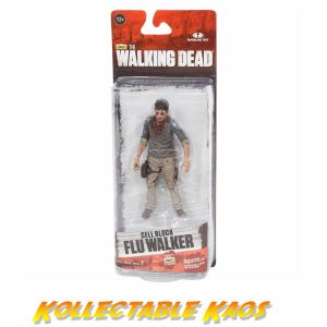 "The Walking Dead - TV Series - Flu Walker 12.5cm(5"") Action Figure"