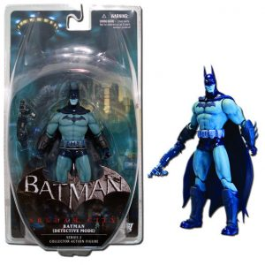 Batman - Arkham City Series 2 - Batman Detective Mode Action Figure