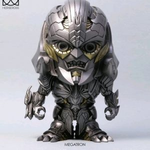 "Transformers 5: The Last Knight - Megatron 10cm(4"") Metal Figure"