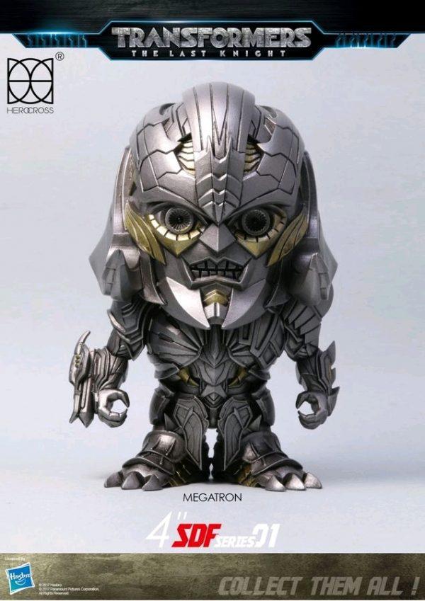 "Transformers 5: The Last Knight - Megatron 10cm(4"") Metal Figure"