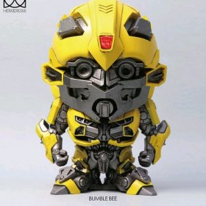 "Transformers 5: The Last Knight - Bumblebee 10cm(4"") Metal Figure"