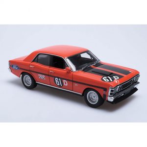 1:18 1969 Sandown Winner- Ford XW Falcon GTHO - Moffat/French