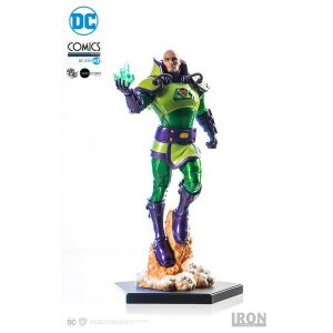 Superman - Lex Luthor 1/10th Scale Statue