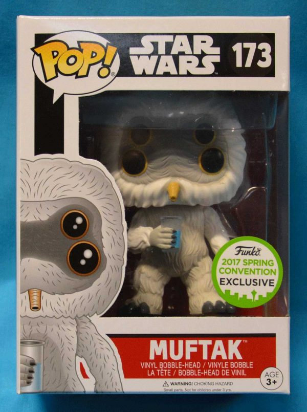 ECCC Star Wars - Muftak (RS)