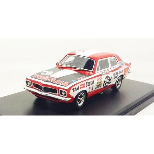 1:43 Apex - 1972 Bathurst Winner - Holden LJ Torana GTR XU-1 - Holden Dealer Team - #28c Brock