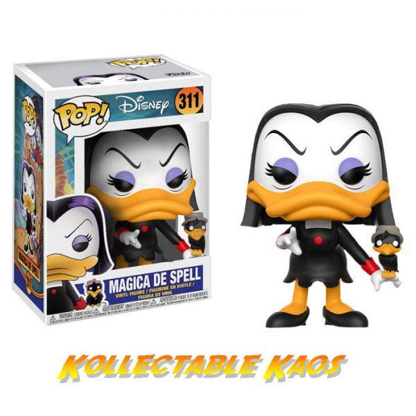 FUN14811 DuckTales Magica De Spell pop 600x600 - DuckTales - Magica De Spell Pop! Vinyl Figure #311
