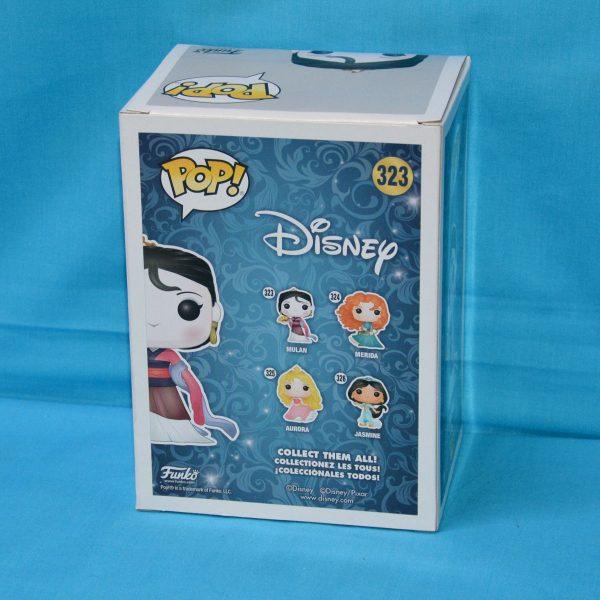 Mulan - Mulan Disney Princess Pop! Vinyl Figure #323