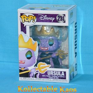 The Little Mermaid - Ursula Diamond Glitter Pop! Vinyl Figure