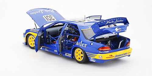 1:18 Apex – 1996 Bathurst - Ford EF Falcon - #301 - DNF - Jones/Grice(Pre Order)