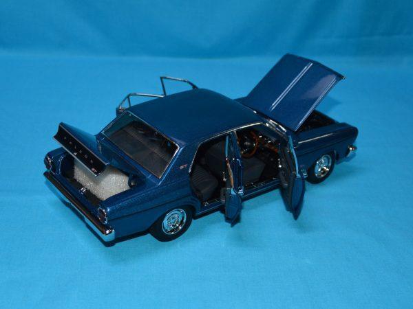 1:18 Ford XT GT Falcon - Starlight Blue