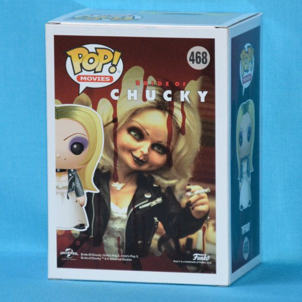 Bride of Chucky - Tiffany Pop! Vinyl Figure - Chase Version