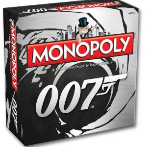 Monopoly - James Bond 007 Edition