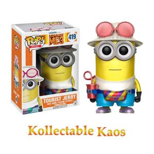 FUN15075 Despicable me 3 tourist jerry metallic pop 300x300 - Despicable Me 3 - Jerry Tourist Metallic Pop! Vinyl Figure (RS) #419