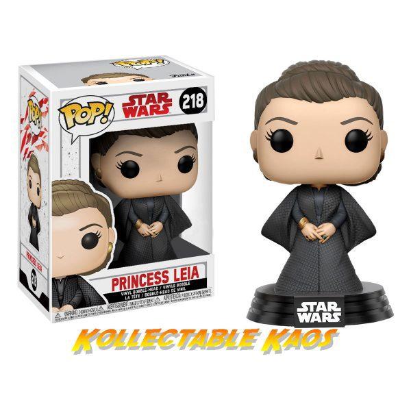 Star Wars Episode VIII: The Last Jedi - Princess Leia Pop! Vinyl Figure