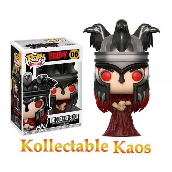 Hellboy - The Queen of Blood Pop! Vinyl Figure