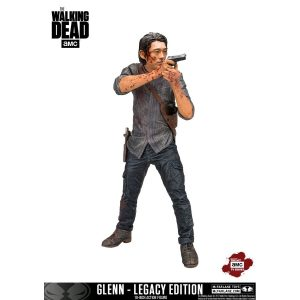 "The Walking Dead - Glenn Legacy Edition 25cm(10"") Action Figure"