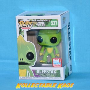 Land of the Lost - Sleestak #537 Pop! Vinyl Figure NYCC 2017