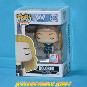 Westworld - Robotic Dolores Pop! Vinyl #505 - NYCC 2017 Fall Convention
