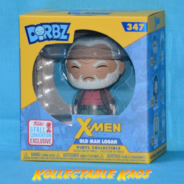 X-Men - Old Man Logan Dorbz Vinyl Figure NYCC 2017 (RS)