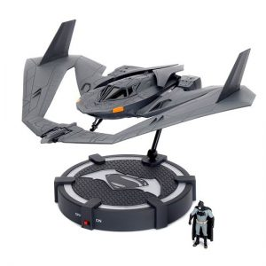 1:32 Jada - 2016 BvS Batwing Batmobile with figure
