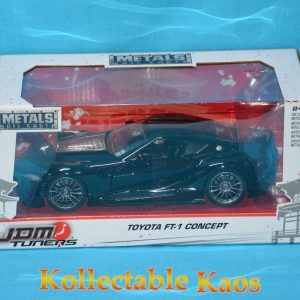 1:24 Jada - Toyata FT-1 Comcept - Black