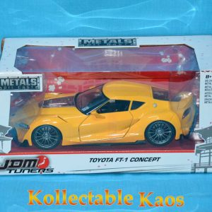 1:24 Jada - Toyata FT-1 Comcept - Yellow