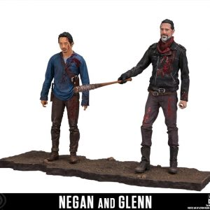 "The Walking Dead - Negan & Glenn 12.5cm(5"") Deluxe Box Set"