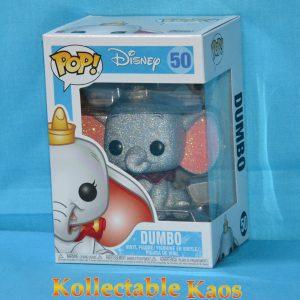 FUN23941 Dumbo DGL 1 300x300 - Dumbo - Dumbo Diamond Glitter Pop! Vinyl Figure #50 + protector