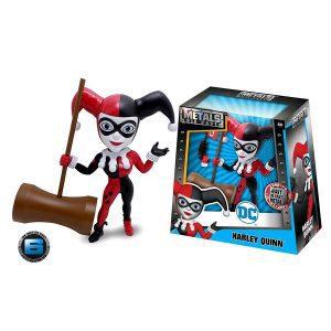"Batman - Harley Quinn 15cm(6"") Metals Die Cast Action Figure"