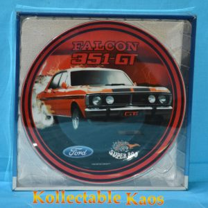 Collector Plate - Ford Falcon 351-GT