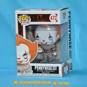 IT (2017) - Pennywise Pop! with boat 2nd Release