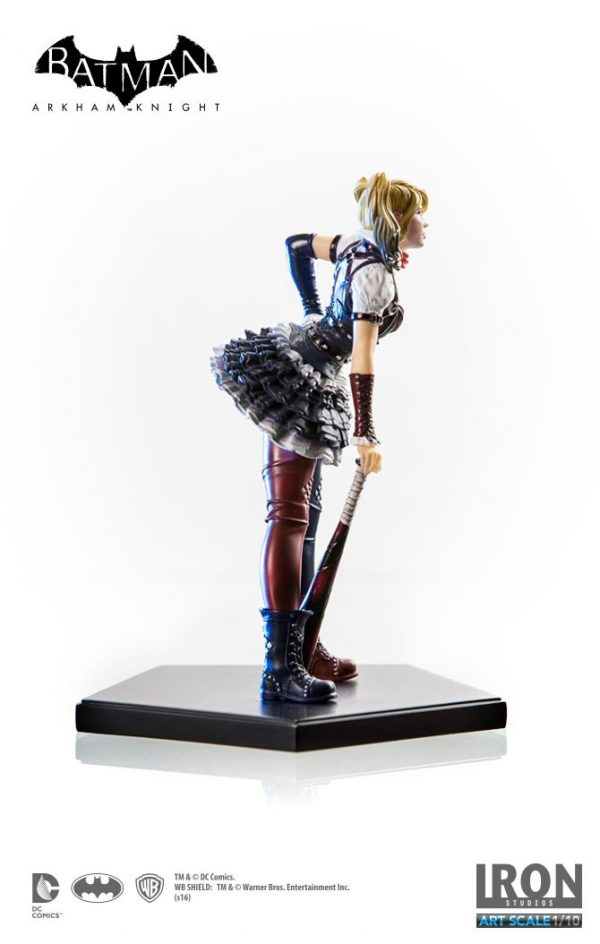 Batman: Arkham Knight - Harley Quinn 1/10th Scale Statue