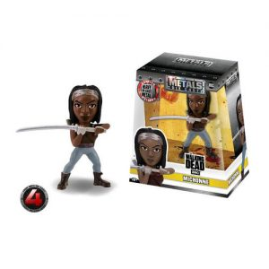 "The Walking Dead - Michonne 10cm(4"") Metals Die-Cast Action Figure"